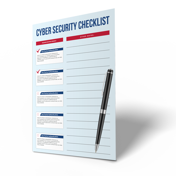 Fortis Cyber Security Checklist
